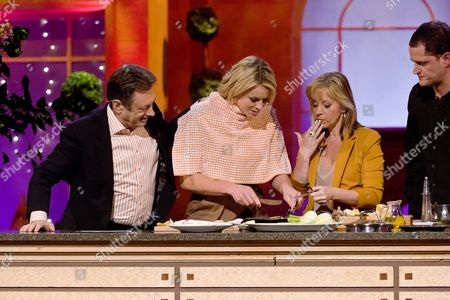 Editorial picture of 'The Alan Titchmarsh Show' TV Programme, London, Britain - 08 Feb 2012
