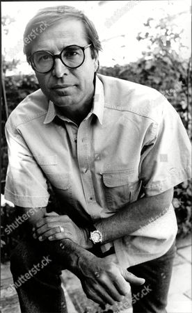 Paul Theroux Author
