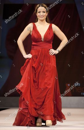 Editorial photo of The Heart Truth's Red Dress Collection 2012 Fashion Show, New York, America - 08 Feb 2012