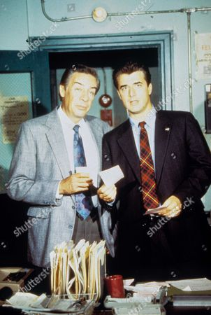 Law And Order ,  Jerry Orbach,  Chris North