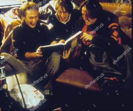 Stock Photo of Loser,  Jimmi Simpson,  Tom Sadoski,  Zak Orth