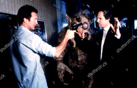 Stock Photo of F/x (Murder By Illusion),  Bryan Brown,  Cliff De Young