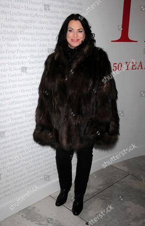 Editorial image of The Museum at Institute of Technology Presents Impact - Fifty Years of The CFDA, New York, America - 09 Feb 2012