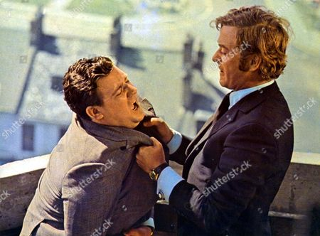 Stock Picture of Get Carter,  Brian Mosley,  Michael Caine