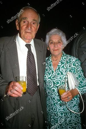 DESMOND LLEWELYN AND WIFE