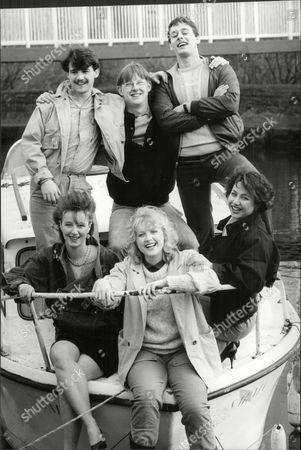 Michael Le Vell Kevin Kennedy Nigel Pivaro Rachel Ambler Janette Beverley ? Coronation Street Cast Members