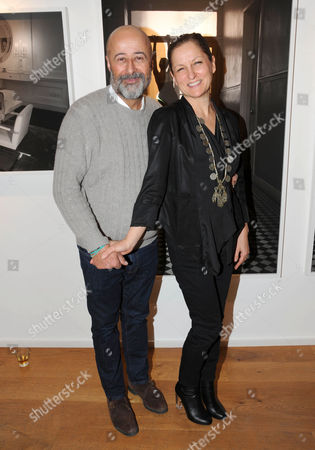 Richard Young and Louise Bobbe