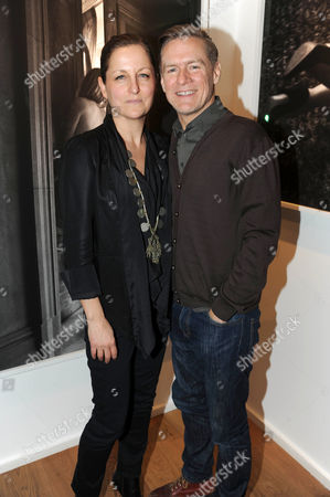 Stock Picture of Louise Bobbe and Bryan Adams