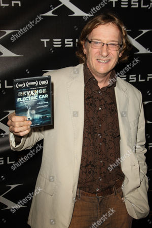 Stock Picture of Chris Payne - Director Revenge of the Electric Car