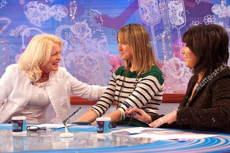 Margi Clarke, Carol McGiffin and Jane McDonald