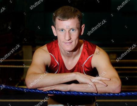Olympic Boxer Tom Stalker