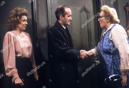 Suzanne Bertish, Clive Merrison and Elizabeth Spriggs