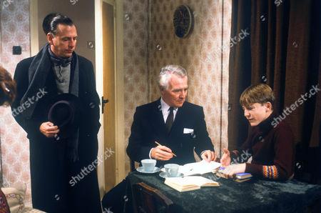 Kenneth Cranham, Mark Kingston and Lee Whitlock