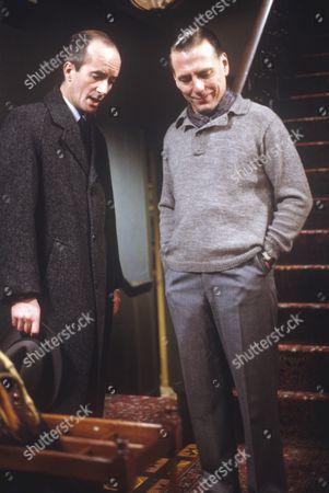 Clive Merrison and Kenneth Cranham