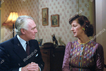 Mark Kingston and Maggie Steed