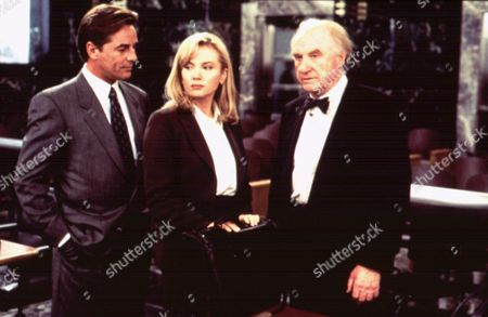 Stock Photo of Guilty As Sin,  Don Johnson,  Rebecca De Mornay,  Jack Warden