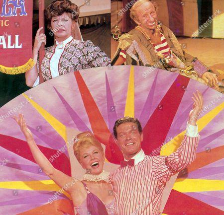 Jumbo,  Martha Raye,  Doris Day,  Stephen Boyd,  Jimmy Durante