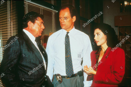 Hunter ,  Fred Dryer,  Stephanie Kramer