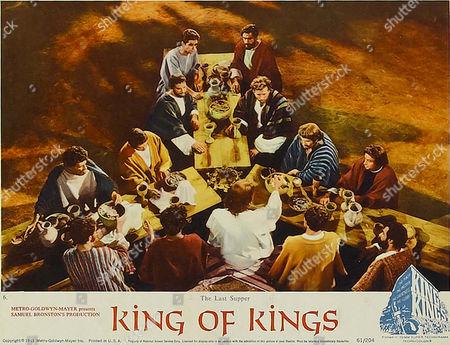 King Of Kings,  Jeffrey Hunter