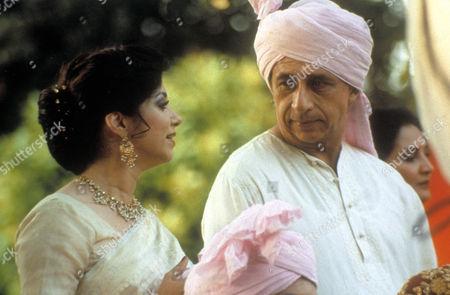Monsoon Wedding,  Lillete Dubey,  Naseeruddin Shah
