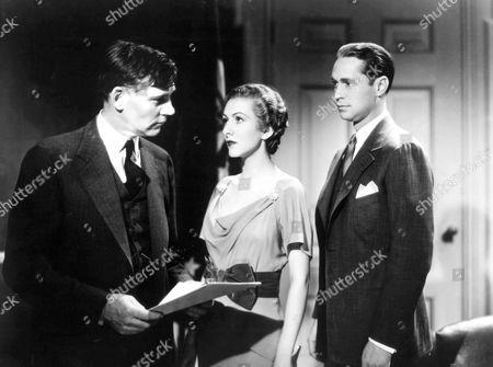 Gabriel Over The White House,  Walter Huston,  Karen Morley,  Franchot Tone