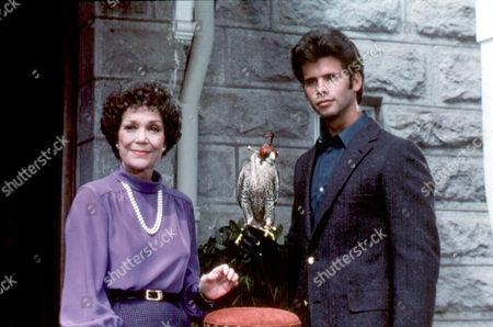 Falcon Crest ,  Jane Wyman,  Lorenzo Lamas