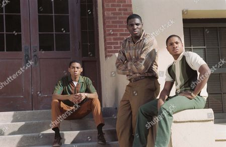 Glory Road,  Alphonso Mcauley,  Damaine Radcliff,  Sam Jones