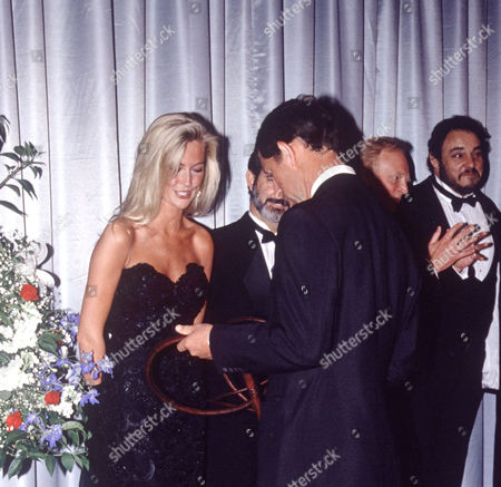 Alison Doody and Prince Charles