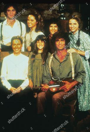 Little House On The Prairie ,  Linwood Boomer,  Melissa Sue Anderson,  Matthew Laborteaux,  Melissa Gilbert,  Karen Grassle,  Lindsay Sidney Greenbush,  Michael Landon