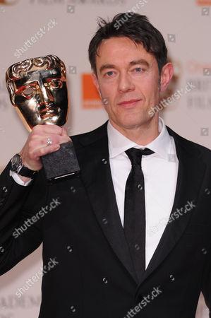 Peter Straughan, Adapted Screenplay winner