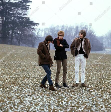 The Walker Brothers - Gary Walker, Scott Walker and John Maus