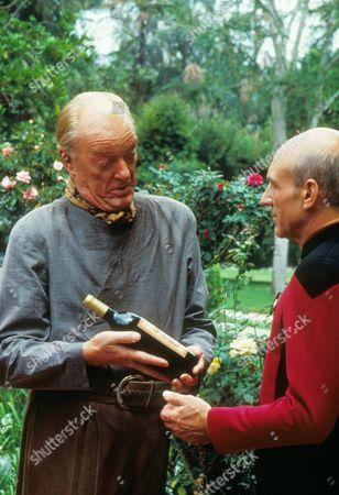 Star Trek: The Next Generation ,  Jeremy Kemp,  Patrick Stewart