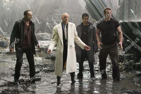 Superman Returns,  Vincent Stone,  Kevin Spacey,  Kal Penn,  Ian Roberts