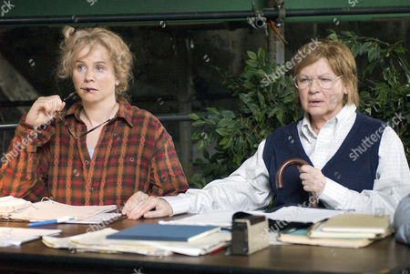 Stock Picture of Synecdoche,  New York, Emily Waston, Diane Wiest