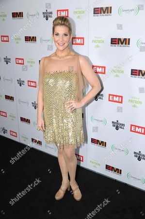 Editorial image of EMI Post Grammy Party, Los Angeles, America - 12 Feb 2012