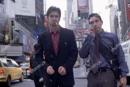 Phone Booth,  Colin Farrell,  Keith Nobbs