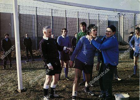 Porridge,  Ronnie Barker,  Richard Beckinsale,  Fulton Mackay