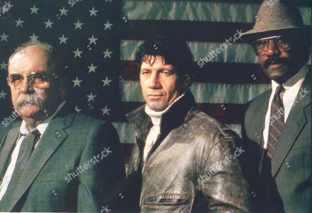 Remo: Unarmed And Dangerous,  Wilford Brimley,  Fred Ward