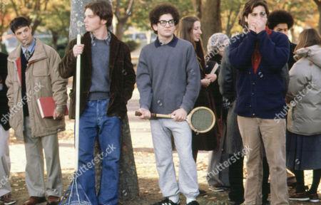 Stock Image of Outside Providence,  Shawn Hatosy,  Jack Ferver,  Chris Jewett