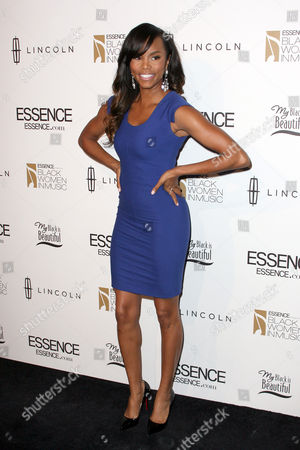 Editorial image of The 3rd Annual Essence Black Women in Music Event, Los Angeles, America - 08 Feb 2012