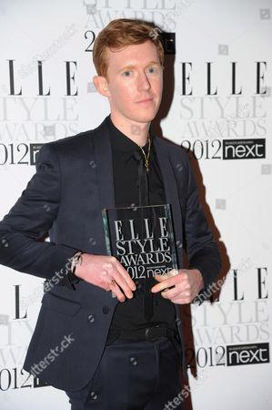 Jordan Askill (jewellery designer of the year)