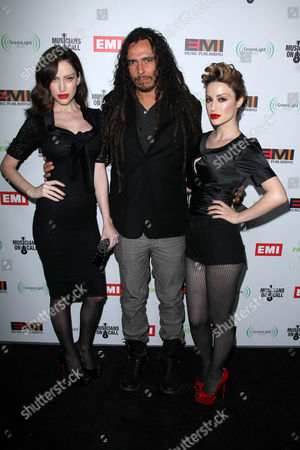 Editorial photo of EMI Post Grammy Party, Los Angeles, America - 12 Feb 2012