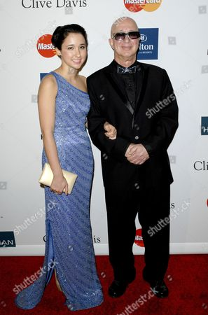 Victoria Lily Shaffer and Paul Shaffer