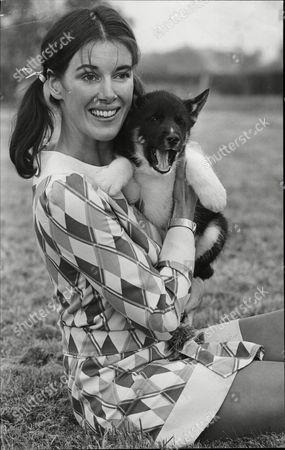 Editorial photo of Television Presenter Susan Stranks Presenter Of Television Programme 'magpie'.