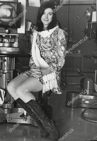 Editorial image of Television Presenter Susan Stranks Presenter Of Television Programme 'magpie'.