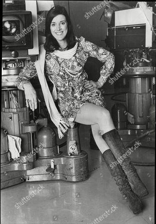 Television Presenter Susan Stranks Presenter Of Television Programme 'magpie'.