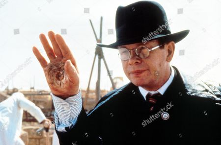 Raiders Of The Lost Ark,  Ronald Lacey