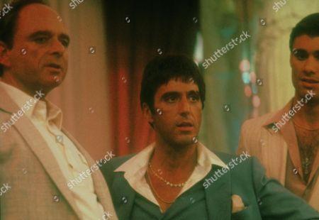 Scarface,  Harris Yulin,  Al Pacino,  Steven Bauer