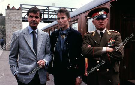 Octopussy (James Bond),  Louis Jourdan,  Maud Adams,  Steven Berkoff
