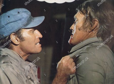 Stock Picture of Soylent Green,  Charlton Heston,  Chuck Connors